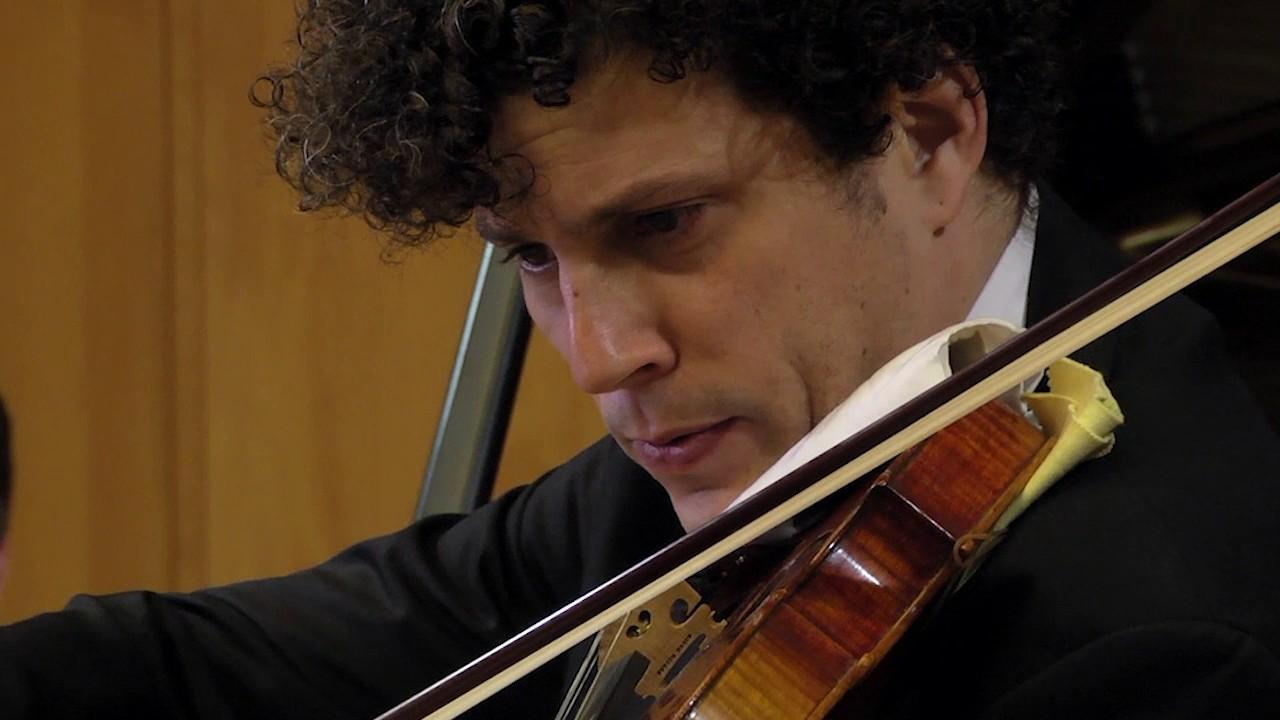 Pablo Martos violín